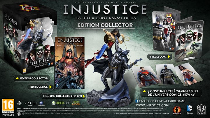 Injustice-Collector