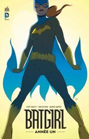 Comics Batman 08 Batgirl Annee Un
