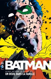 Comics Batman 10 Un Deuil dans la Famille