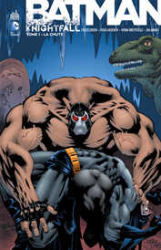 Comics Batman 11 Knightfall