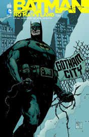 Comics Batman 12 No Man's Land