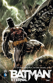 Comics Batman 18 Eternal
