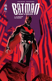 Comics Batman 32 Beyond