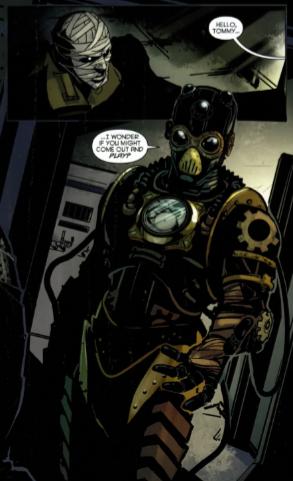 Les Portes de Gotham 01