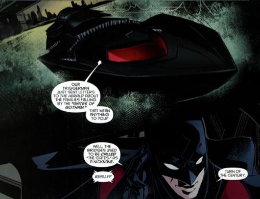 Les Portes de Gotham 03