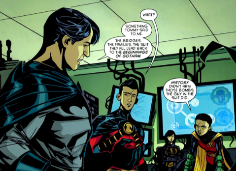 Les Portes de Gotham 04