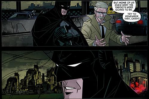 Les Portes de Gotham 05