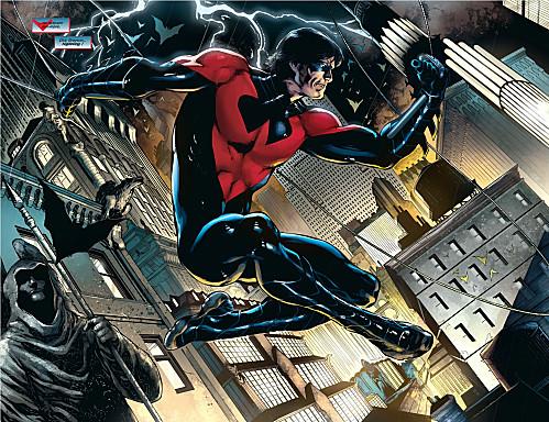 Nightwing Pièges et Trapèzes