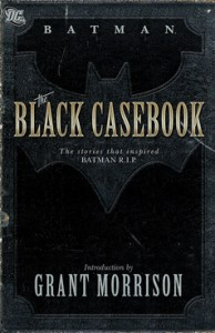 grant morrison batman dossier noir
