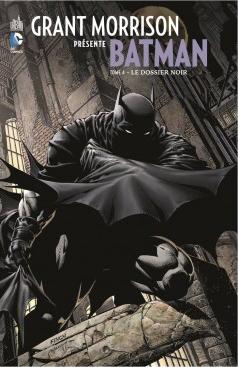 grant morrison presente batman tome 4