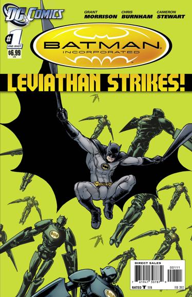batman incorporated batman saga