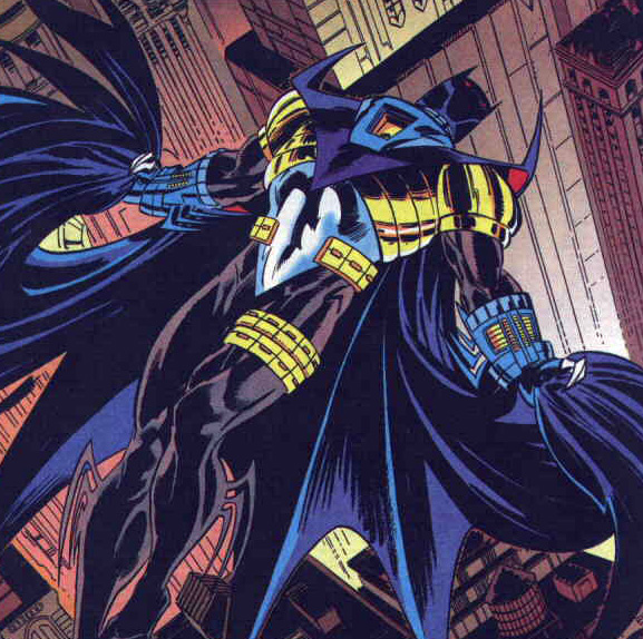 knightfall le défi batman jean paul valley