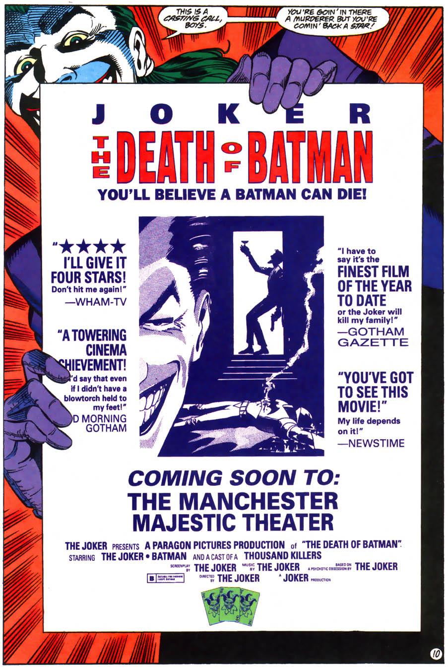 Detective Comics 672 - 10