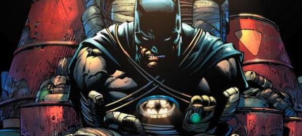 batman la nouvelle aube golden dawn