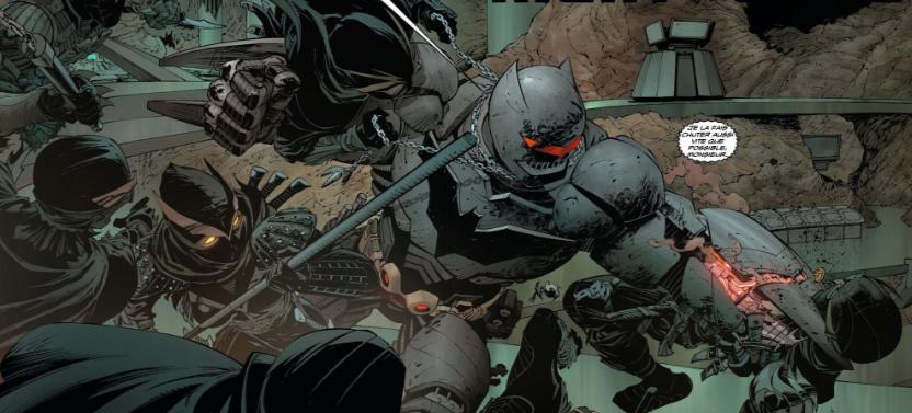 Batman La Nuit des Hiboux Assaut