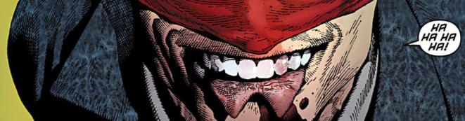 Batman La Nuit des Hiboux Requin Tigre