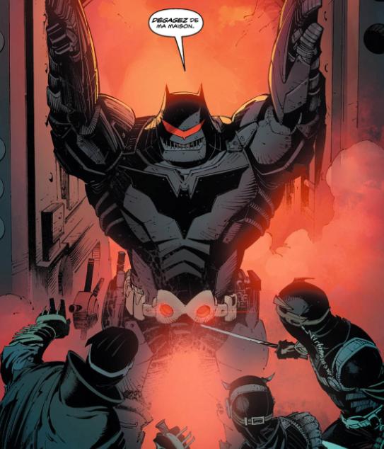 Batman La Nuit des Hiboux