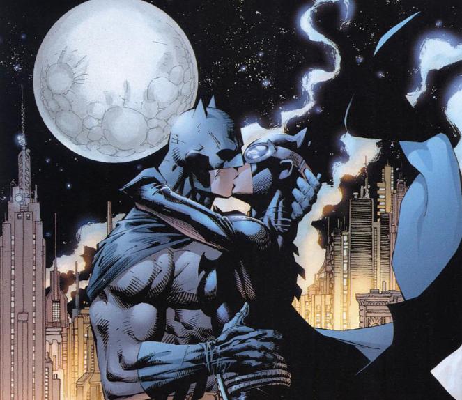 batman silence catwoman