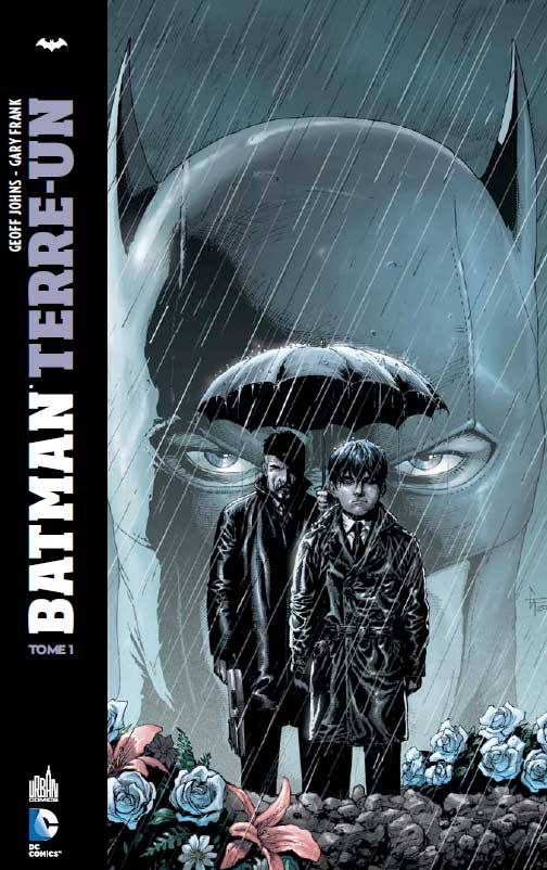Batman Terre Un Couverture