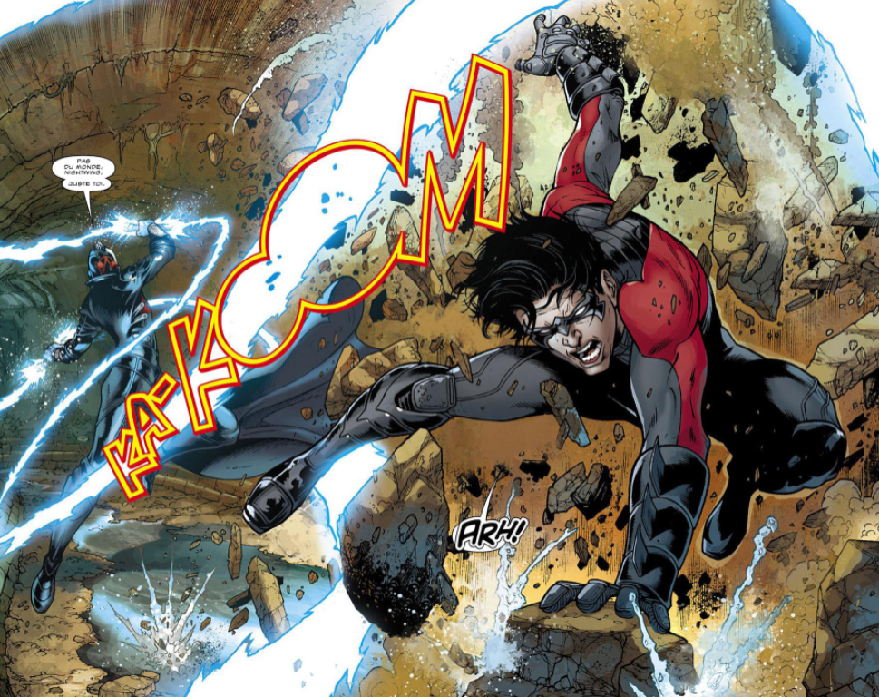 Nightwing tome deux 2