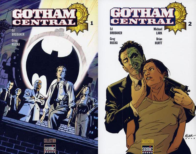 Gotham Central Semic