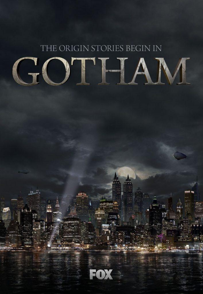 Gotham Saison 01