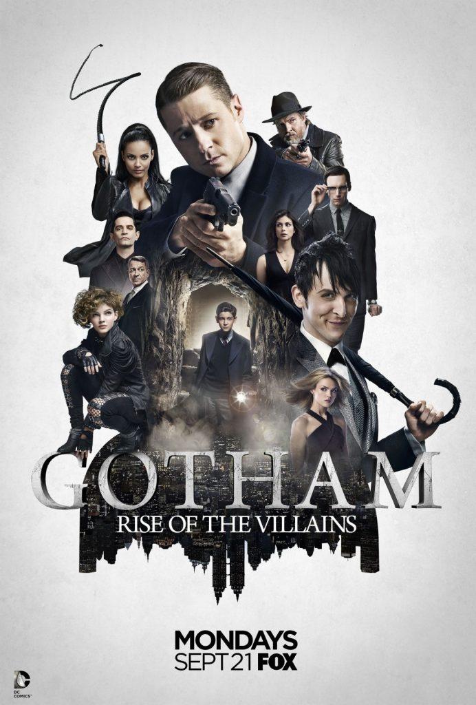 Gotham Saison 02 Part 1