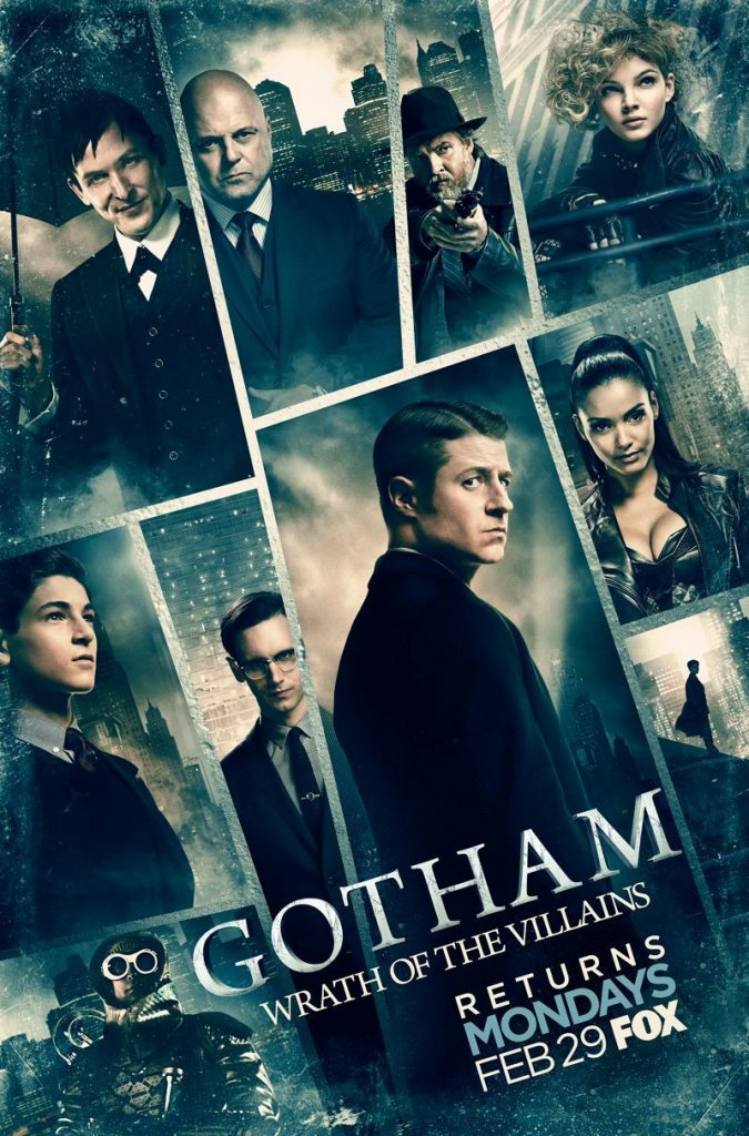 Gotham Saison 02 Part 2
