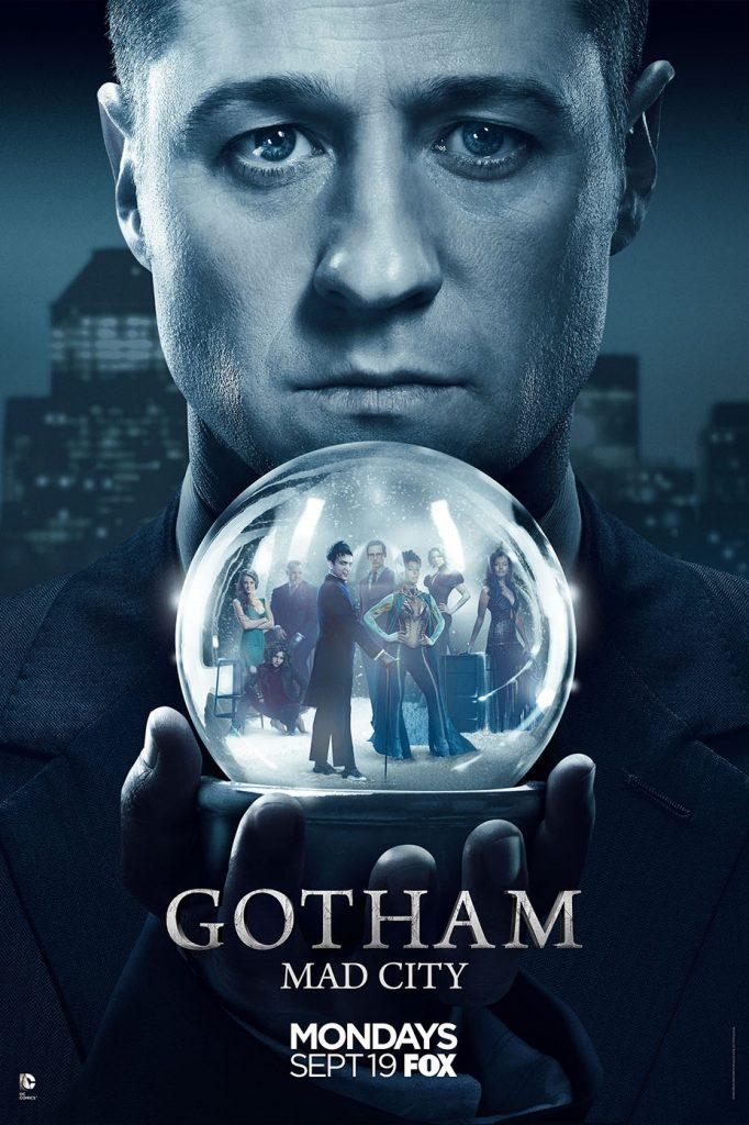 Gotham Saison 03 Part 1