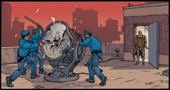 Batman Inc End Gotham