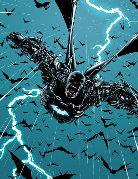 Bat Dark Incorporated
