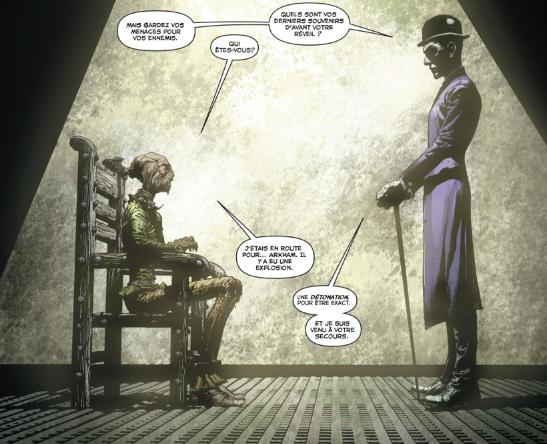 Justice League Amerique Scarecrow Epouvantail