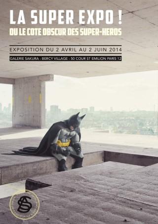 Super-Expo-ou-le-Cote-Obscur-des-Super-Heros-Galerie-Sakura-poster
