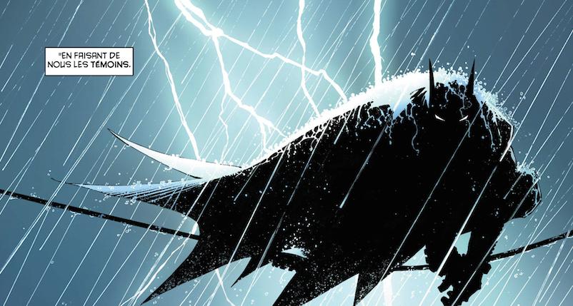 Zero Year Dark Knight