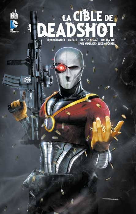 la cible de deadshot