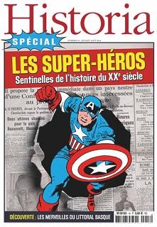 Historia Super Heros