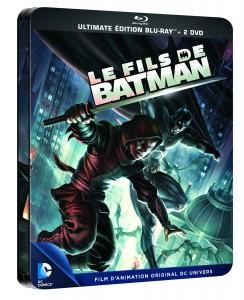 DVD le fils de batman