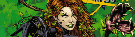 Batman Saga HS5 Poison Ivy