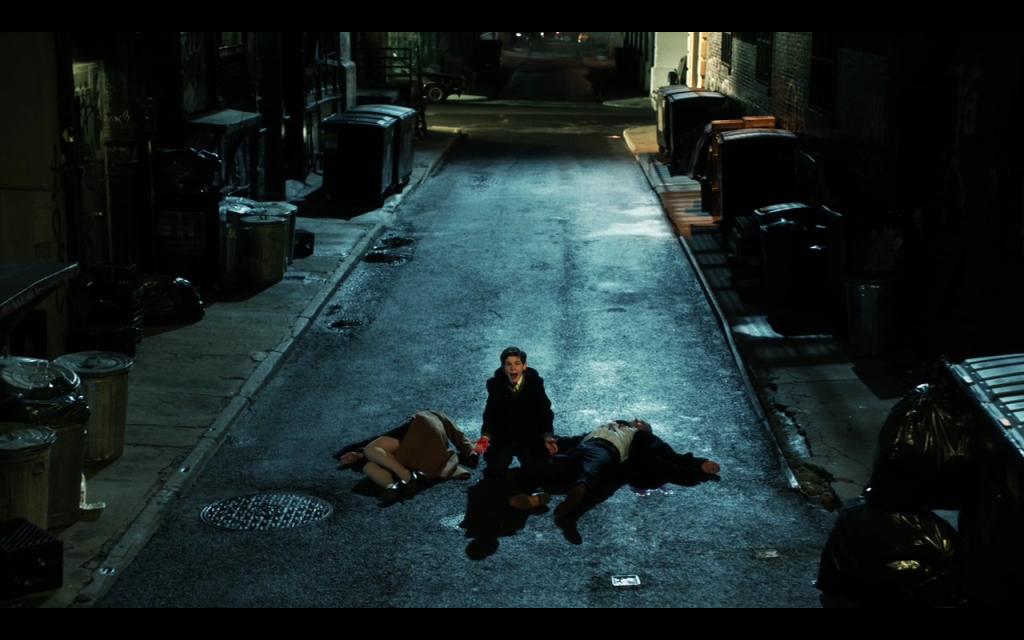 Gotham Crime Alley
