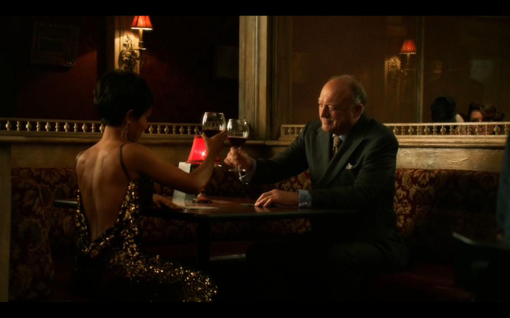 Gotham Fish Mooney Don Falcone