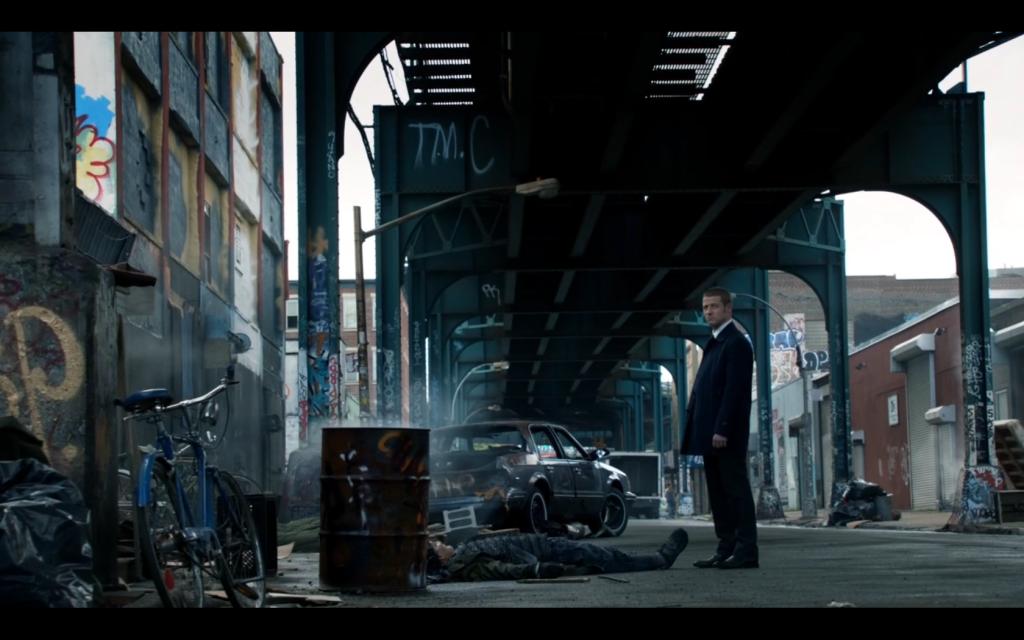 Gotham Gordon Crime