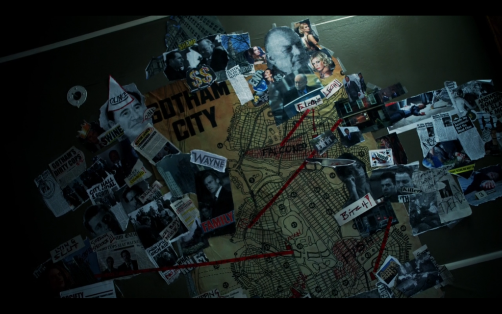 Gotham Plan Pingouin