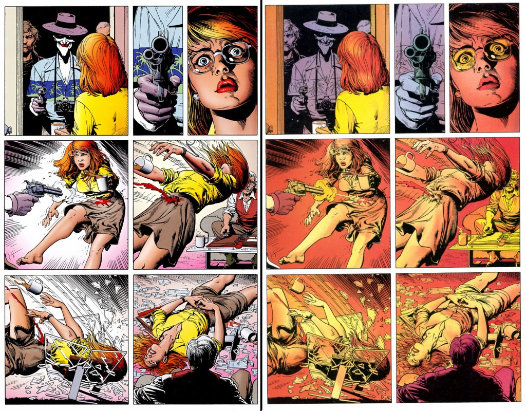 Killing Joke Barbara Gordon