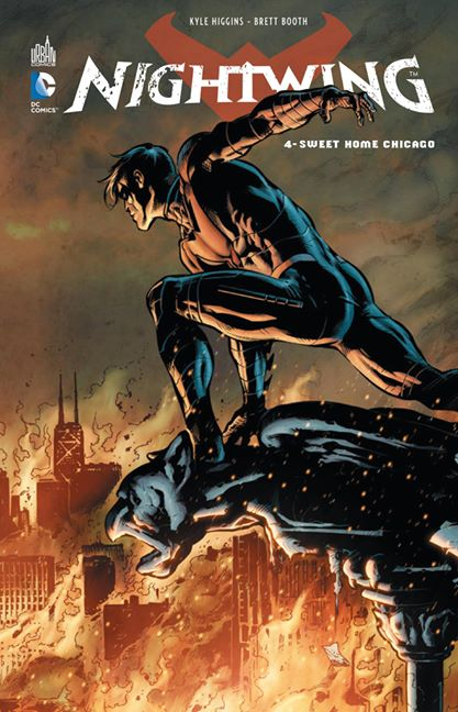 Nightwing 4 Home Sweet Chicago