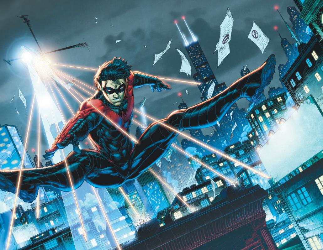 Nightwing Tome 04