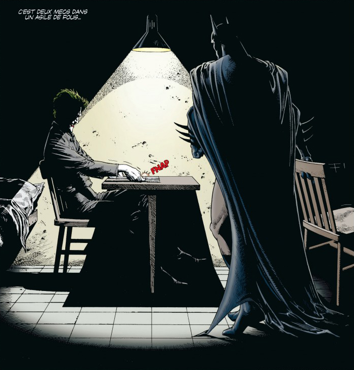 batman joker killing joke