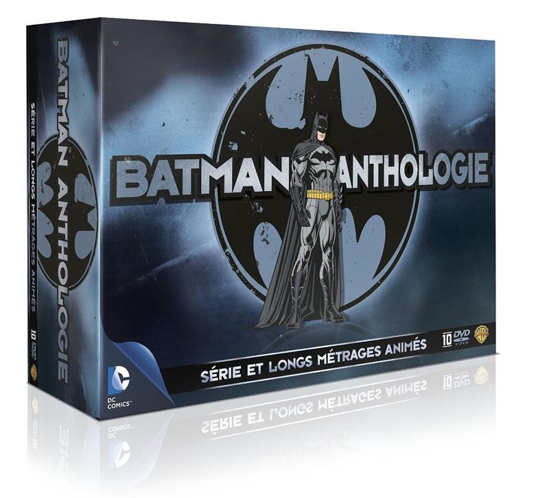 Batman Anthologie DVD
