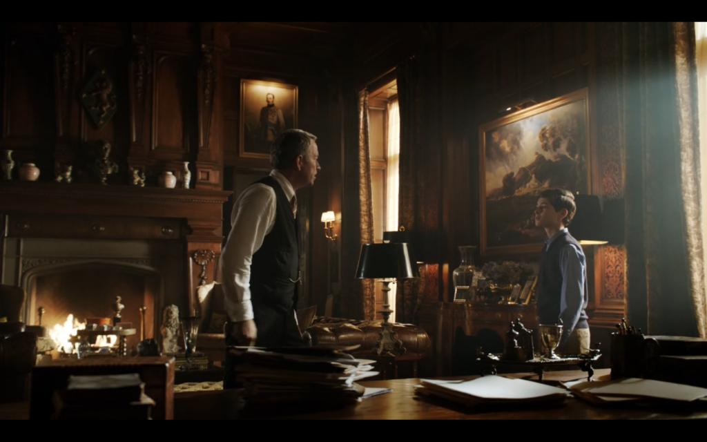 Gotham Alfred Bruce