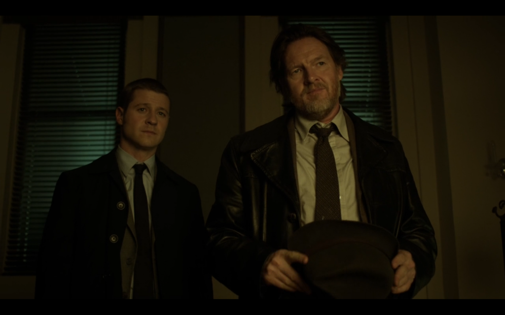 Gotham Bullock Gordon