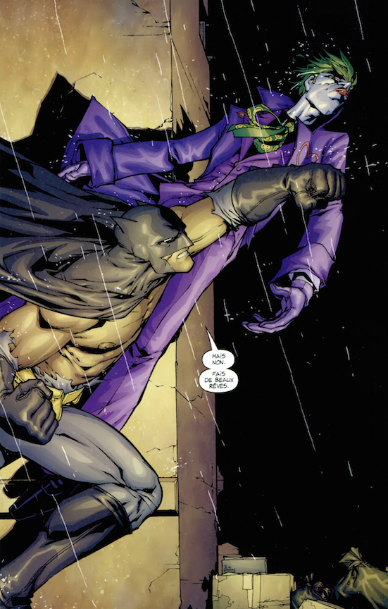 Batman Crimes de Guerre Joker